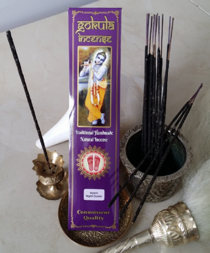 Mystic Night Queen Incense Sticks - 20 grams
